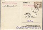 Olympiamarke von 1936
