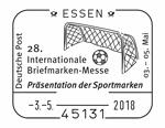 Sonderstempel Essen 2018